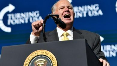 Photo of Rush Limbaugh Reports That his Lung Cancer is Terminal