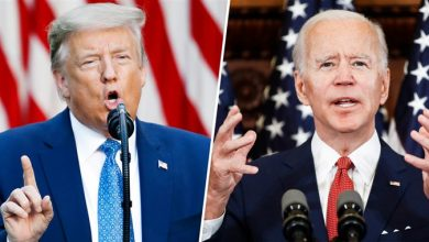 Photo of Rapper 50 Cent – Biden is OUT & Trump's IN