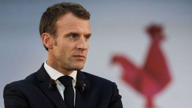Photo of French President SLAPPED in Face While Visiting Small Town!