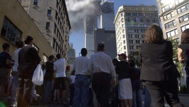 Photo of The Surreal Images of 9/11 on the 20th Anniversary