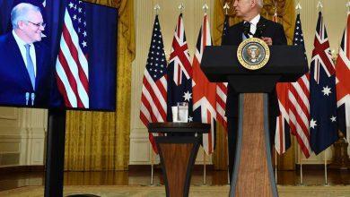 Photo of Biden Shares Secret Nuclear Tech with Australia