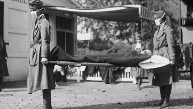 Photo of COVID Numbers Reach Tragic 1918-19 Flu Levels